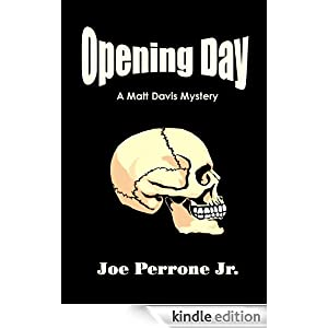 Opening Day (Matt Davis Mystery Series)