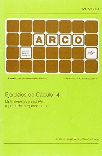 Ejer. Calculo 4 - Multiplicaciones Y Divisiones