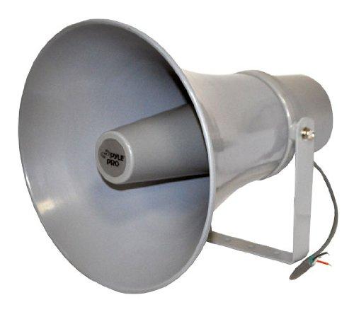 Pyle Phsp121T 11-Inch Indoor/Outdoor 70 Volt 30 Watts Pa Horn Speaker