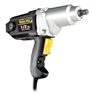 Tradespro 836714 Electric Impact Wrench, 7-Amp