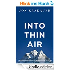 Into Thin Air: A personal account of the Everest disaster (English Edition)