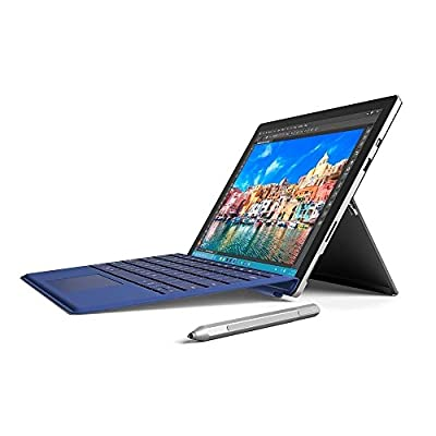 Microsoft Surface Pro 4 12.3-inch Laptop (Core i7/16GB/512GB/Windows 10 Pro/Integrated Graphics), Silver