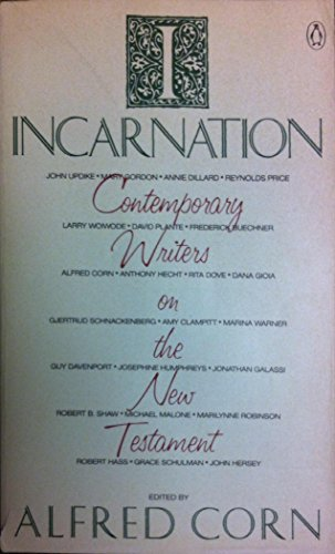 Incarnation: Contemporary Writers on the New Testament
