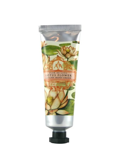 AAA Floral Lotus Flower Luxury Hand Cream 60ml (Antigua Aromas compare prices)