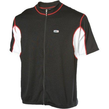 Buy Low Price Louis Garneau Contender Clydesdale Jersey – Short-Sleeve – Men's (B006NEX1GW)