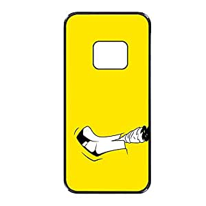 Vibhar printed case back cover for Samsung Galaxy S6 Edge Cigrette