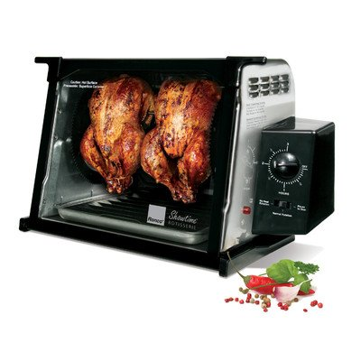 Find Cheap Ronco ST4023SSGEN Showtime Standard Rotisserie, Stainless Steel