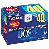 SONY 40MF2HDGEDV DOS/V対応 2HD 3.5インチ フロッピーテ