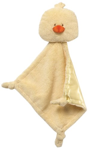 "Gund Baby Simply Modern Blankie Blanket, Duck, 16"" (Discontinued by Manufacturer) - 1"
