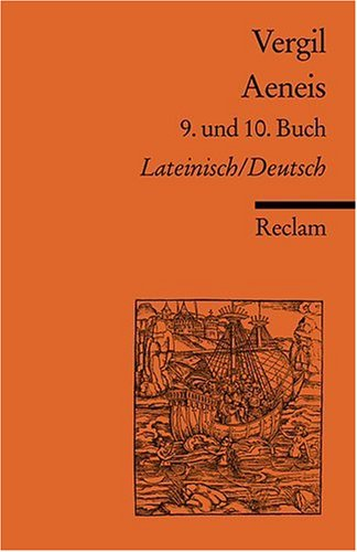 Aeneis. 9. und 10. Buch: Lat. /Dt.: 9. und 10. Buch. Lateinisch/Deutsch