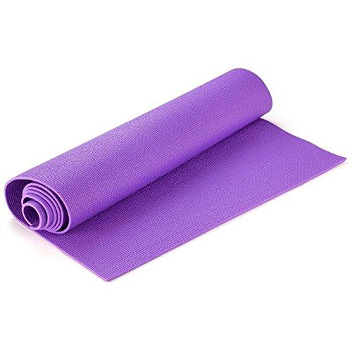 Yogamatters sticky yoga mat, Violet