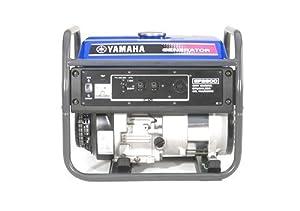 Yamaha EF2600 2,600 Watt 171cc OHV 4-Stroke Gas Powered Portable Generator (CARB Compliant) by Yamaha