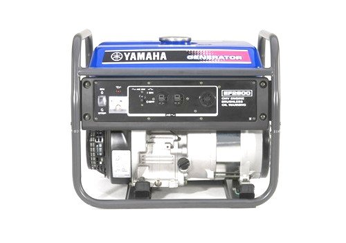 Yamaha EF2600 2,600 Watt 171cc OHV 4-Stroke Gas Powered Portable Generator (CARB Compliant)