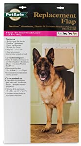 PetSafe Replacement Flap, Extra-Large for PetSafe Freedom Door