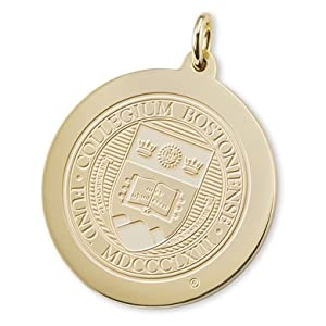 Boston College 18K Gold Charm by M.LaHart & Co.