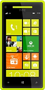 HTC Windows Phone 8X, Yellow 8GB (AT&T)