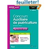 Concours Auxiliaire de puériculture - Entrée en IFAP - Epreuve orale - Concours 2014