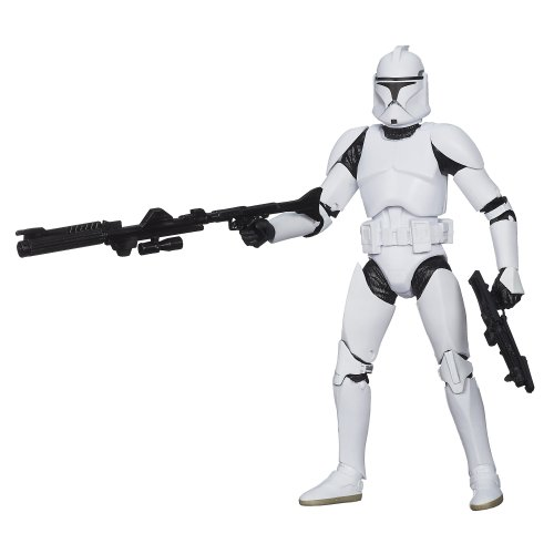 Star Wars Star Wars The Black Series Clone Trooper Figure