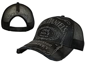 Jack Daniels Trucker Cap Vintage