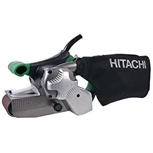 Hitachi SB8V2 3 -Inch-by-21 -Inch Variable Speed Belt Sander