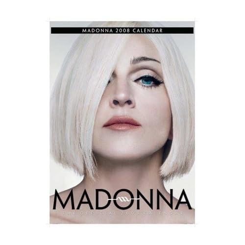 Madonna 2008 Calendar - Music 2008 Calendars