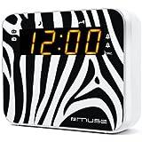 Muse M-165 ZW Radio/Radio-réveil