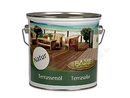 faxe terrassen l natur 2 5 liter. Black Bedroom Furniture Sets. Home Design Ideas