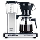Technivorm Moccamaster KB-741 Coffee Brewer Brushed Silver