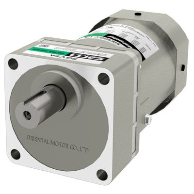 Single-Phase 220/230 Vac, 60 Or 50 Hz, 60 W (1/12 Hp) Ac Gear Motor ( Motor With 150:1 Gearhead)