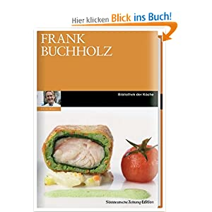 eBook Cover für  Frank Buchholz SZ Bibliothek der K ouml che