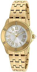 Invicta Women's 20371SYB Specialty Analog Display Quartz Gold Watch