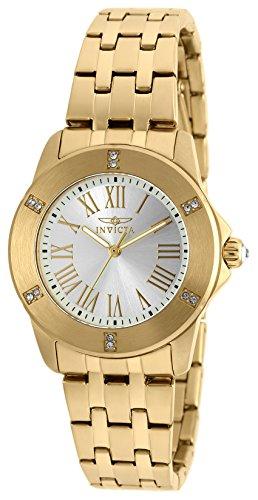 Invicta 20371 - Reloj de cuarzo para mujeres ea0c8cd1dc32