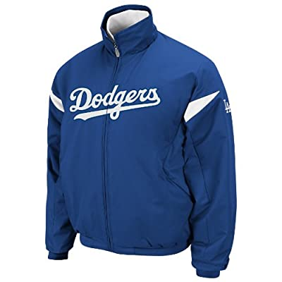 Dodgers 2011 MLB Triple Peak Majestic Premier Jacket