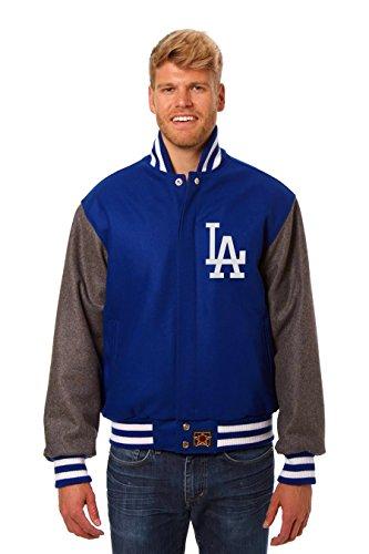 Dodgers leather jacket