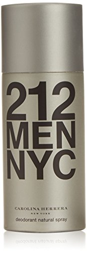 Carolina Herrera 212 Men NYC deodorante spray 150 ml