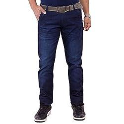 URBAN FAITH Men's Regular Urban Faith Jeans in Blue