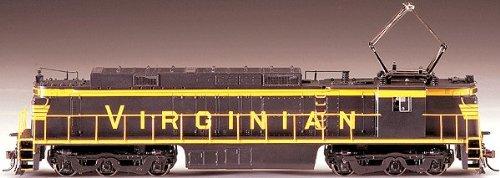 Spectrum HO 82402 GE E33 Electric Locomotive - Flywheel Drive Virginian #140