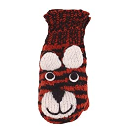 Children's Tiger Mittens
