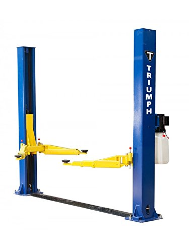Find Bargain TRIUMPH NT-9 9000Lbs Two Post Floor Plate Lift