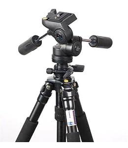 Giottos MTL9361 B Tripod + MH5001 Three Way Head Kit