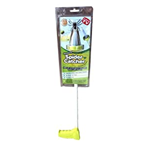 Easy Eco Friendly Safe Spider Insect Bug Catcher Clamshell Gadget House Tool