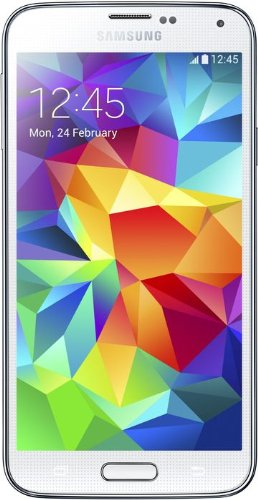 41ssJCM0eqL Samsung Galaxy S5 SM G900F 4G LTE 16GB WHITE   International Unlocked Version
