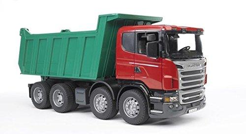 Scania Kipp-LKW
