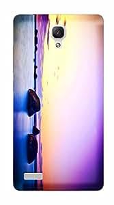 TrilMil Printed Designer Mobile Case Back Cover For XIAOMI MI REDMI NOTE / NOTE 4G / NOTE PRIME