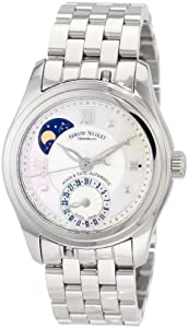 Armand Nicolet Women's 9151A-AN-M9150 M03 Classic Automatic Stainless-Steel Watch from Armand Nicolet