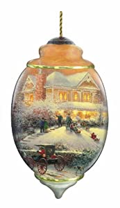 Ne'Qwa Ltd Ed Victorian Christmas II Ornament