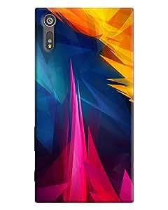 Sony Xperia XZ Back Cover By FurnishFantasy