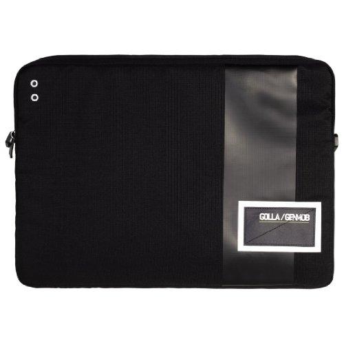 Golla Kirk G1303 Notebook-Sleeve bis 44 cm (17,3 Zoll) schwarz