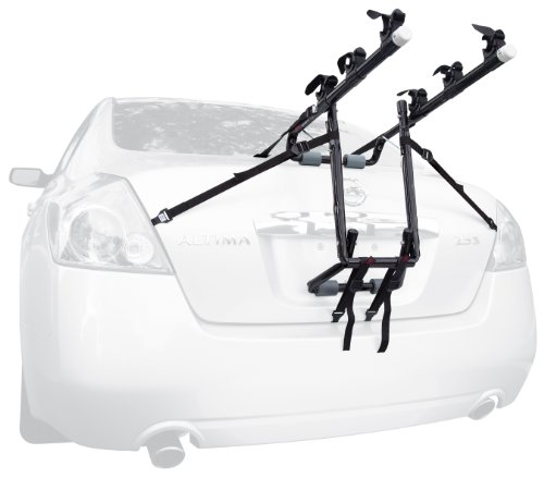 Allen Sports Deluxe 3-Bike Trunk Mount Rack front-514229