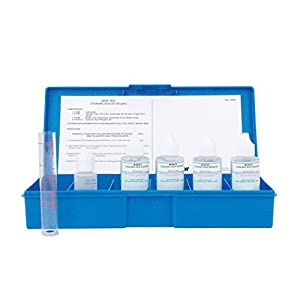 Swimming Pool Stabilizer Water Test Kit For